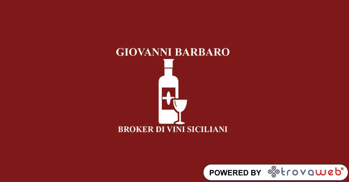 Broker Vini Siciliani Giovanni Barbaro - Patti