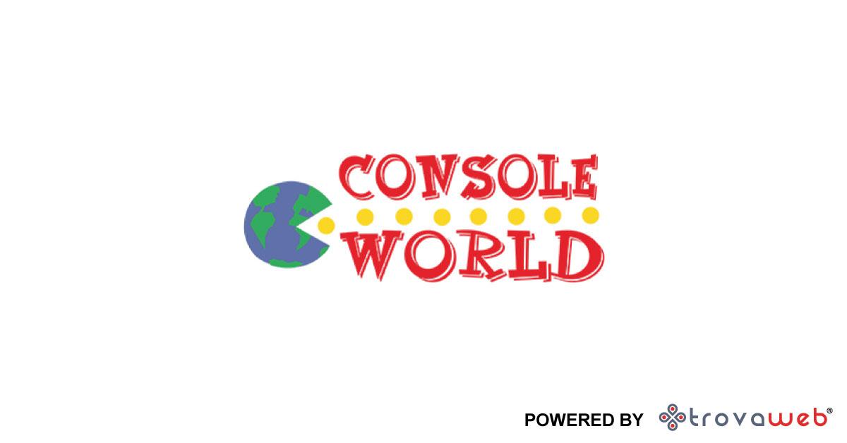 Assistenza Infomatica Console World - Catania