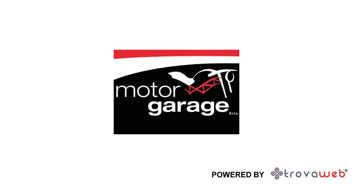 Centro Specializzato Ducati Motor Garage - Messina