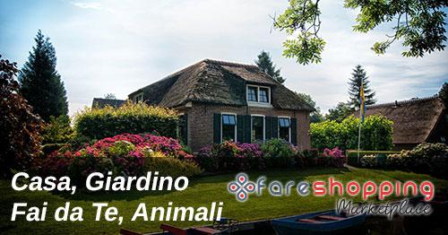 Casa, Giardino, Fai da te e Animali