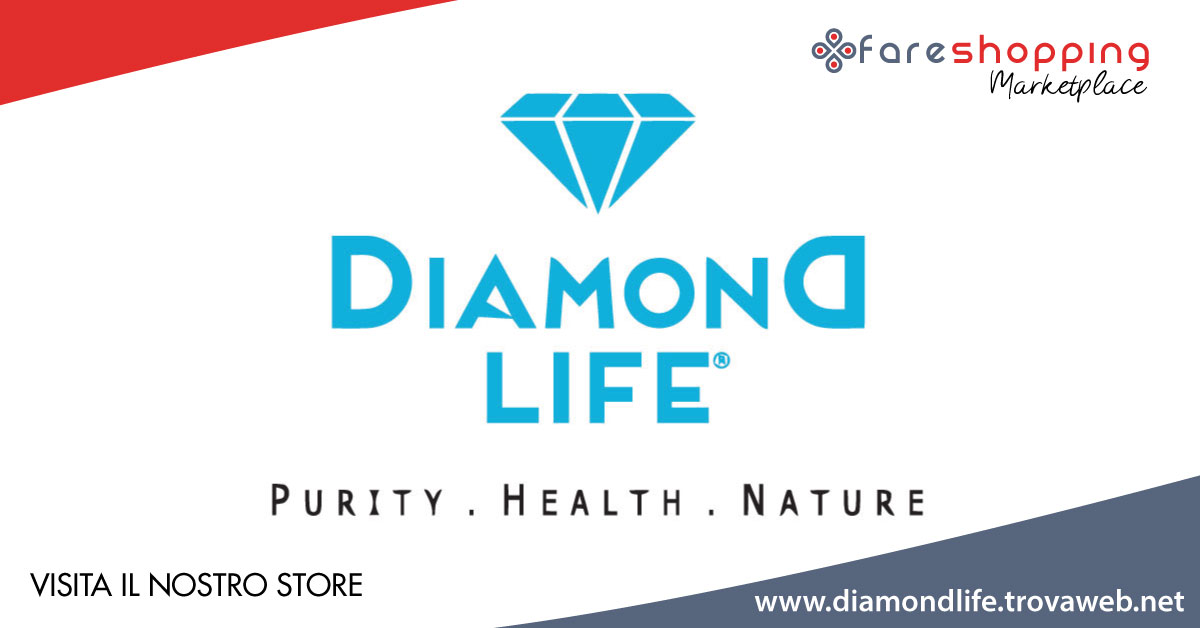 Shop Online - Integratori Diamond Life