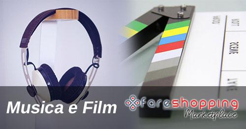 Musica, Film e TV