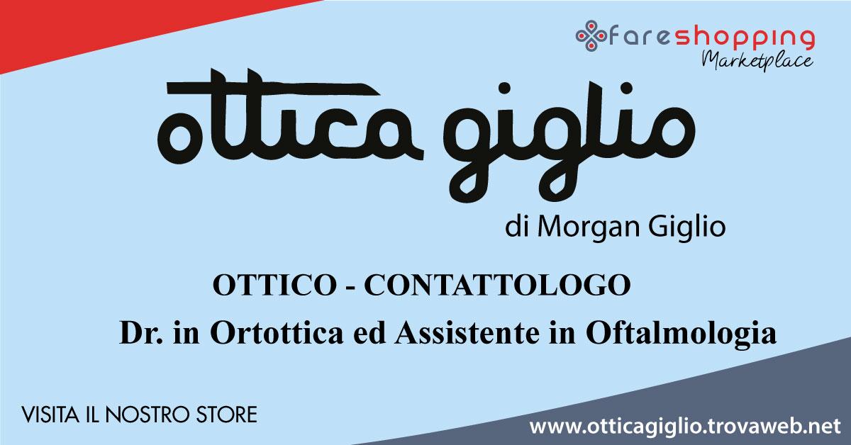 Shop Online - Ottica Giglio