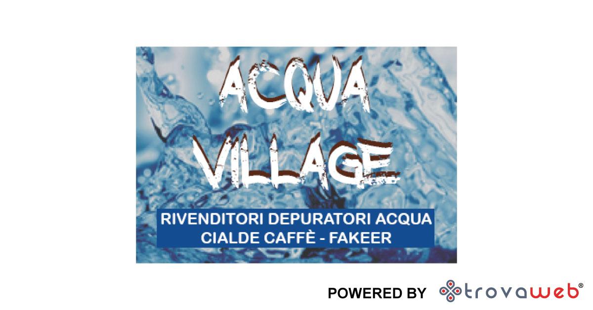 Acqua Village - Acqua Energy Drink e Caffè - Palermo