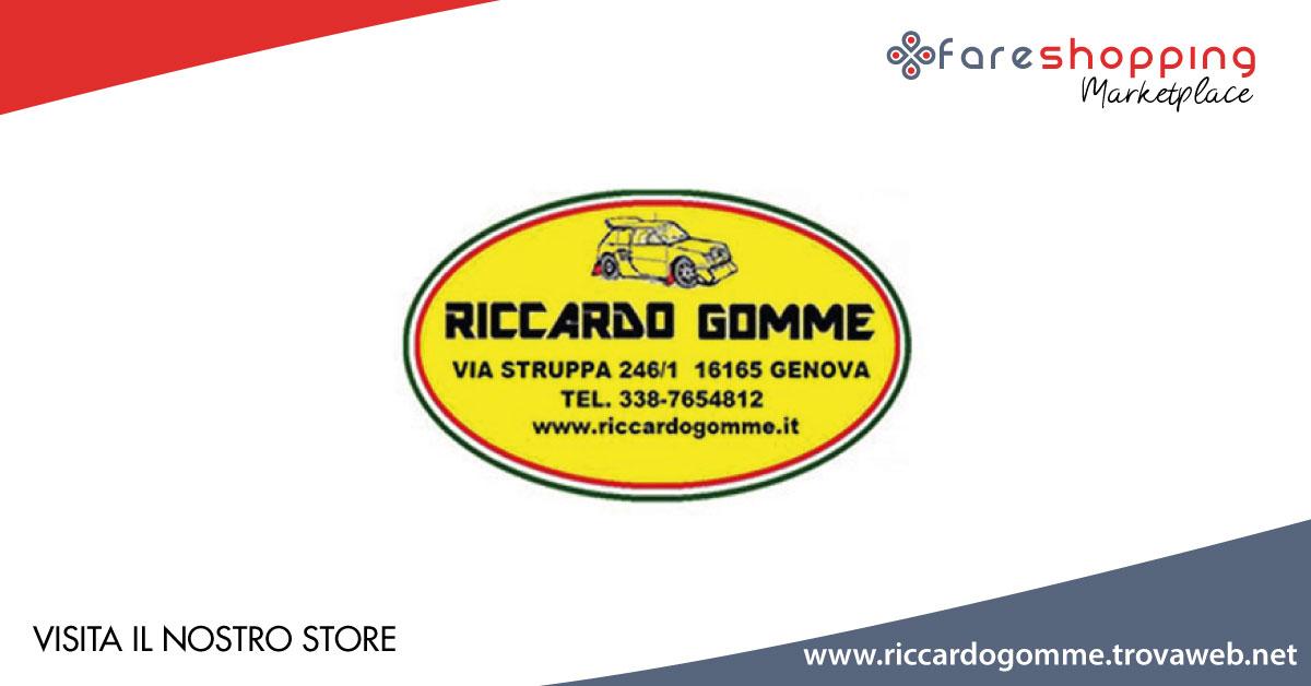 Shop Online - Gommista Riccardo Gomme