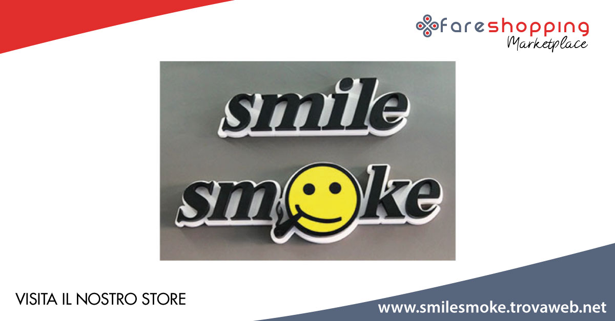 Shop Online - Sigarette Elettroniche Smile Smoke